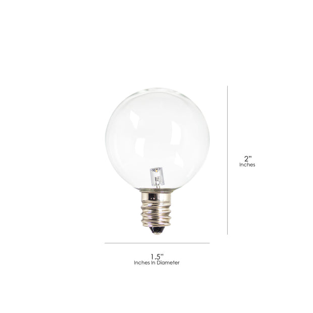 Replacement Light Bulbs for 113853WEB, 113772WEB, 121358WEB, 113856WEB, 113964WEB, 113854WEB, 129531WEB, 129533WEB, 160037WEB, 124567WEB, 124568WEB, 121359WEB, 129214WEB, 189951WEB LED Marquee Signs (6 Pack)
