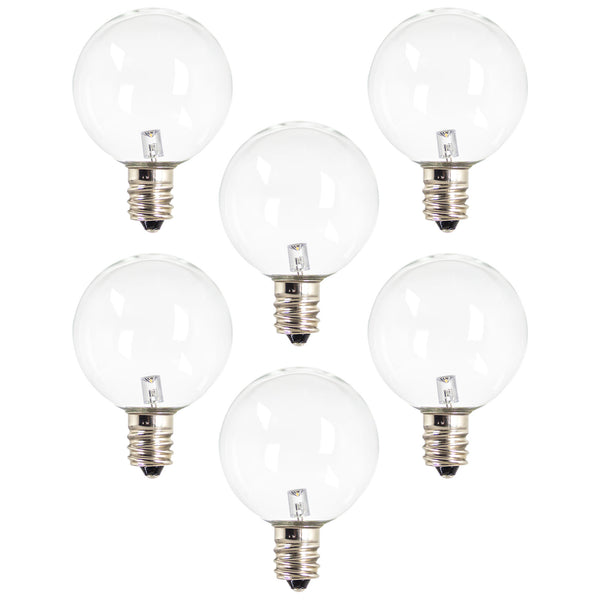 Replacement Light Bulbs for 113853WEB, 113772WEB, 153644WEB, 153645WEB, 121358WEB, 113856WEB, 113964WEB, 113854WEB, 129531WEB, 160037WEB, 124568WEB LED Marquee Signs (6 Pack)