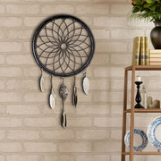 Rustic Dream Catcher Wheel