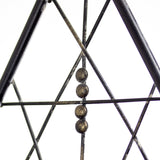 Metal Arrow Tee Pee Dreamcatcher