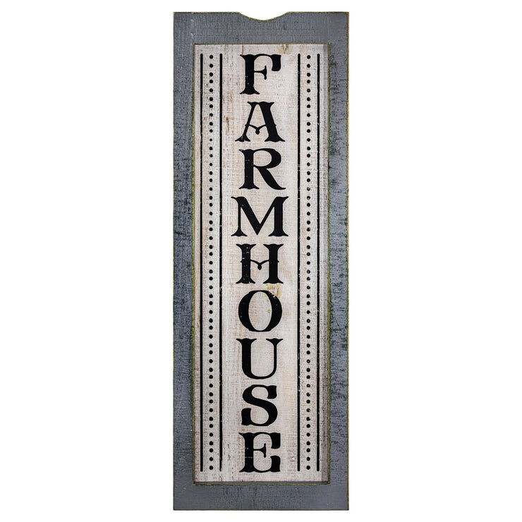Farmhouse Wood Sign Wall Decor