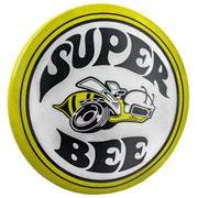 "Dodge Super Bee Dome Metal Sign (15"")"
