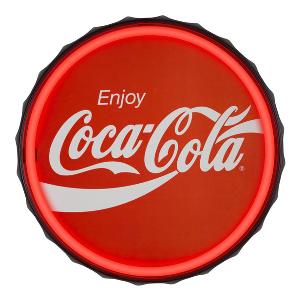 Officially Licensed Enjoy Coca Cola LED Sign