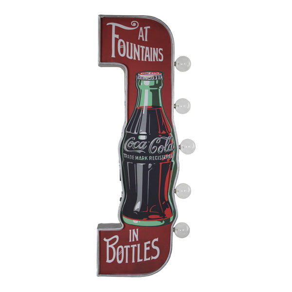 Vintage Coca Cola LED Marquee Sign