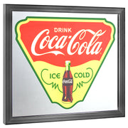 Licensed Drink Coca Cola Ice Cold Mirror