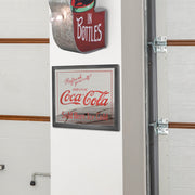 Licensed Coca Cola Sold Here Mirror