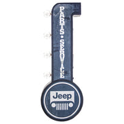 Officially Licensed Vintage Jeep Parts & Service LED Marquee Sign