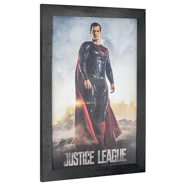 Licensed DC Comics Justice League Superman Wall Art