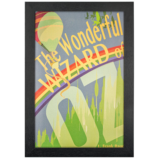 Officially Licensed The Wizard of Oz Wall Art