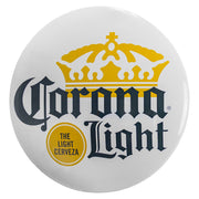 "Corona Light Dome Metal Sign (15"")"