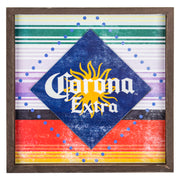 "Corona Extra Beer Framed Art Print (14.25"")"