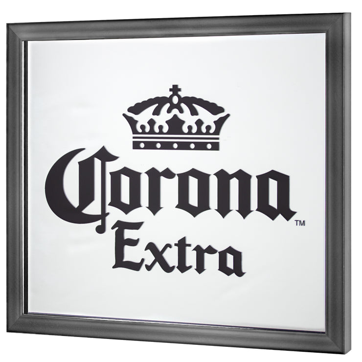 Corona Extra Printed Mirror Black