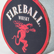 "Fireball Whisky Double-Sided LED Marquee Sign (36"" x 10"")"