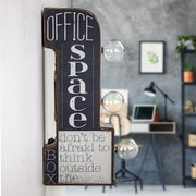 "Office Space Vintage Mini LED Marquee Sign (12"")"