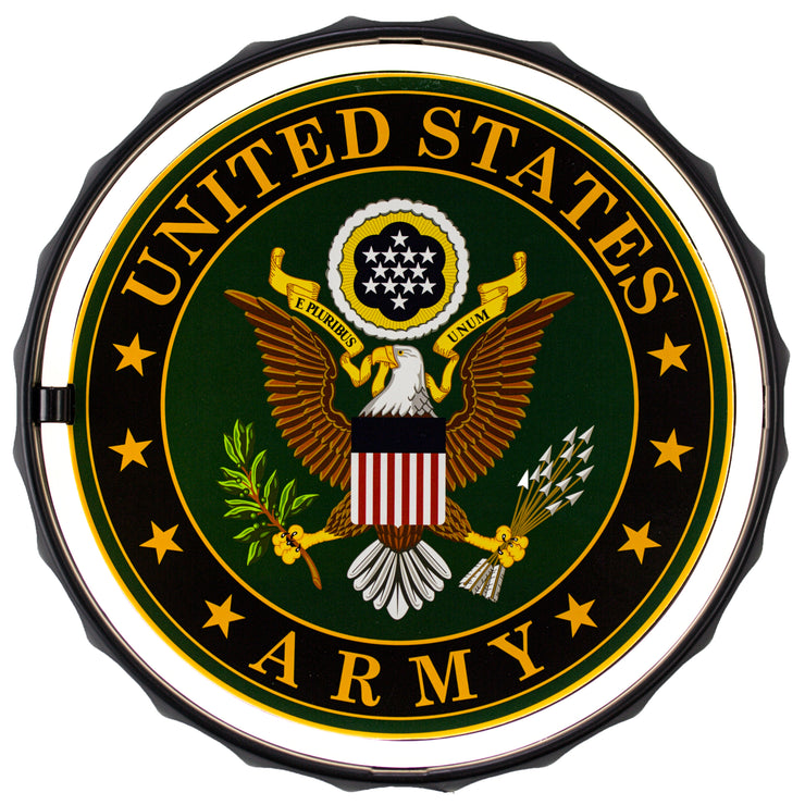 "United States Army LED Neon Light Sign (12.5"")"