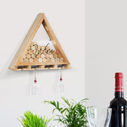 "Wine Glass Holder and Cork Collector (14.25"" x 16"")"