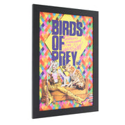 Licensed DC Comics Suicide Squad Birds of Prey Harley Quinn Framed Wall Art - 13x19