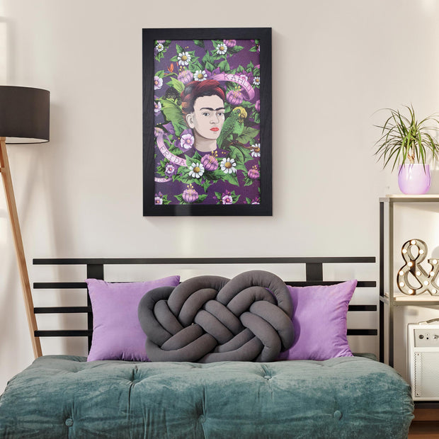 Licensed Frida Kahlo Artist Framed Wall Art - 13x19