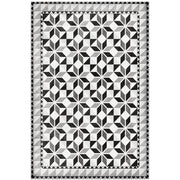 2' x 3' Decorative Mosaic Tile Vinyl Floor Mat - Ceramic