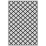2' x 3' Indoor Decorative Vinyl Floor Mat Mosaic Tile - Ceramic