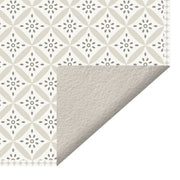 Mosaic Tile Decorative Vinyl Floor Mat - 2' x 5'