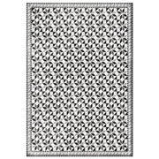 Ceramic Mosaic Tile Decorative Vinyl Floor Mat - 4.5' x 6.5'