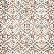 Home Mosaic Tile Decorative Vinyl Floor Mat - 4.5' x 6.5'