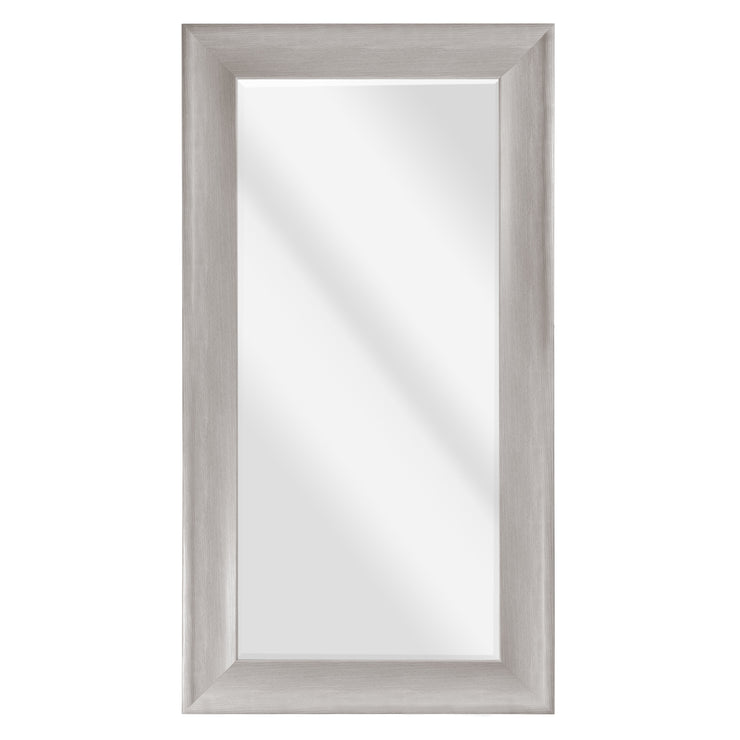 Bentley Large White Driftwood Wall Vanity Mirror