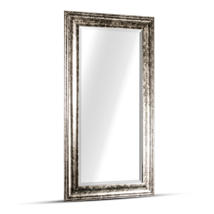Lena Large Antiqued Wall Vanity Mirror