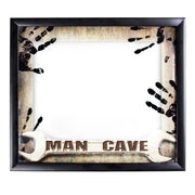 Man Cave Printed Mirror