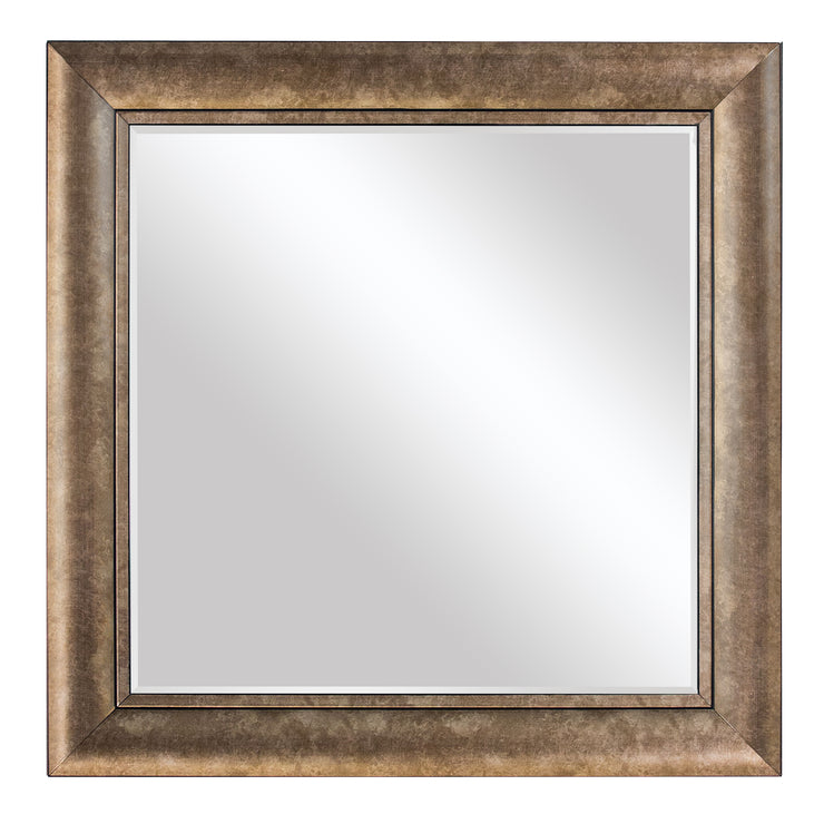 Hartley Gold Antiqued Wall Vanity Mirror