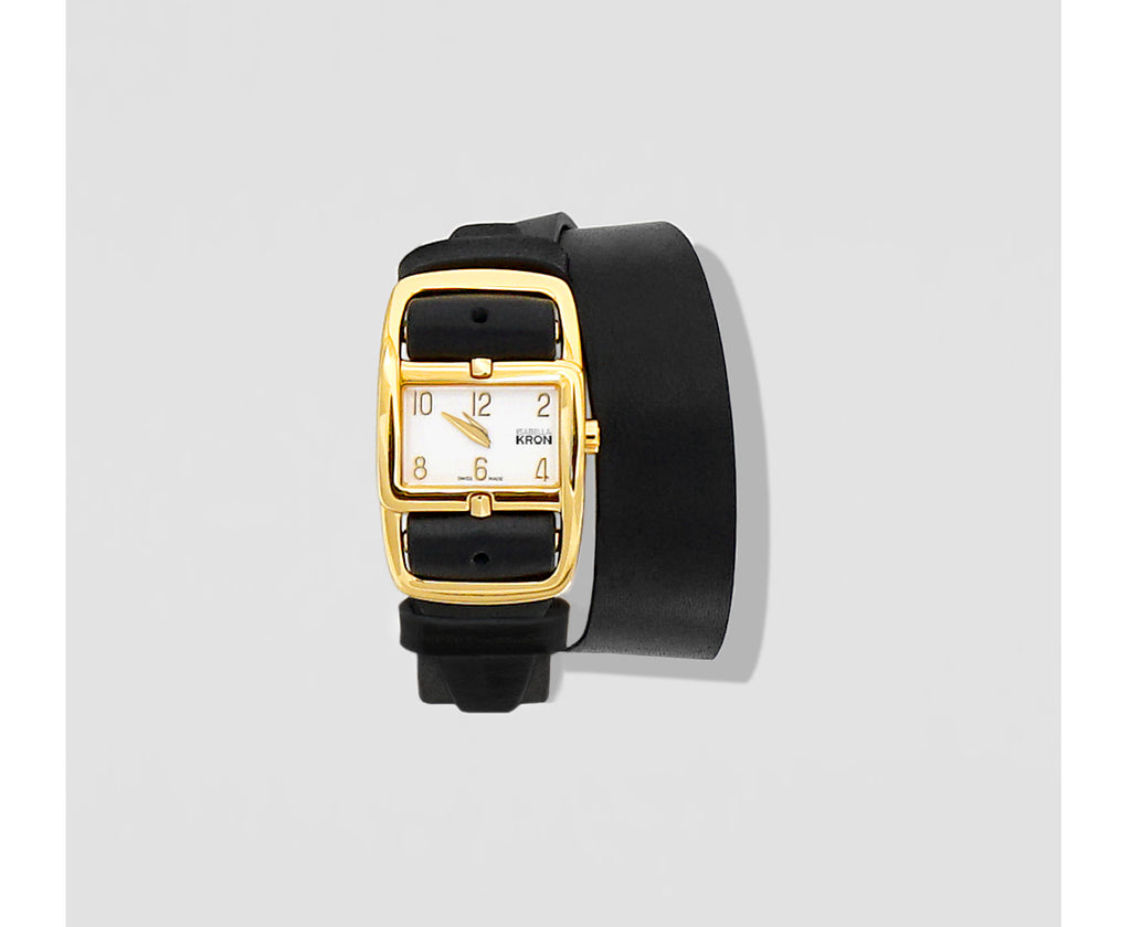 Divaugusta Gold Watch