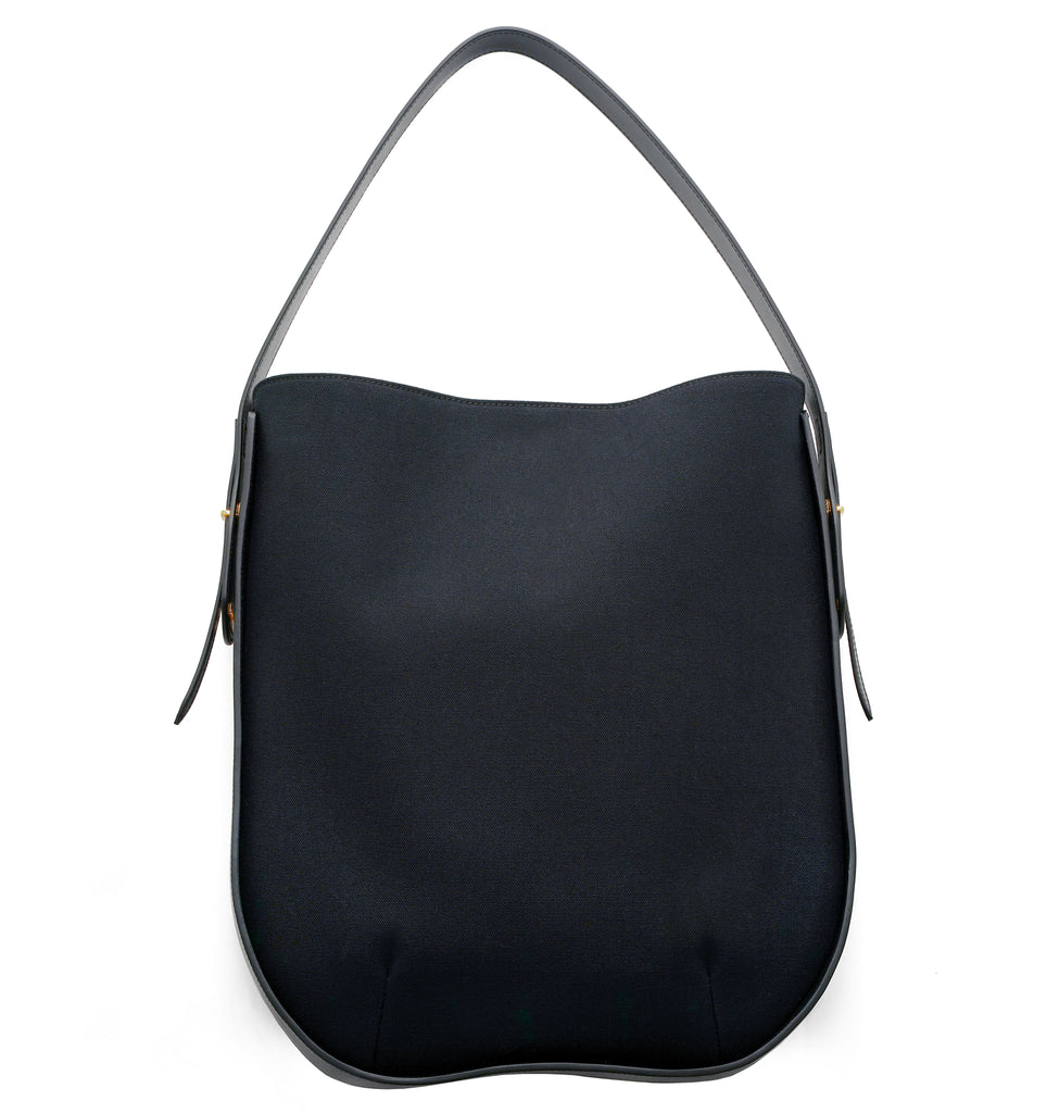 Image of IBBIE BAG CANVAS BLACK