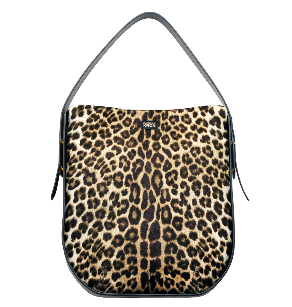 IBBIE BAG LEOPARD