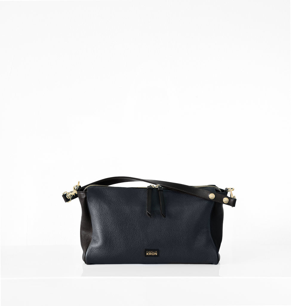 Image of ISOTTA CONVERTIBLE Bag BLUE