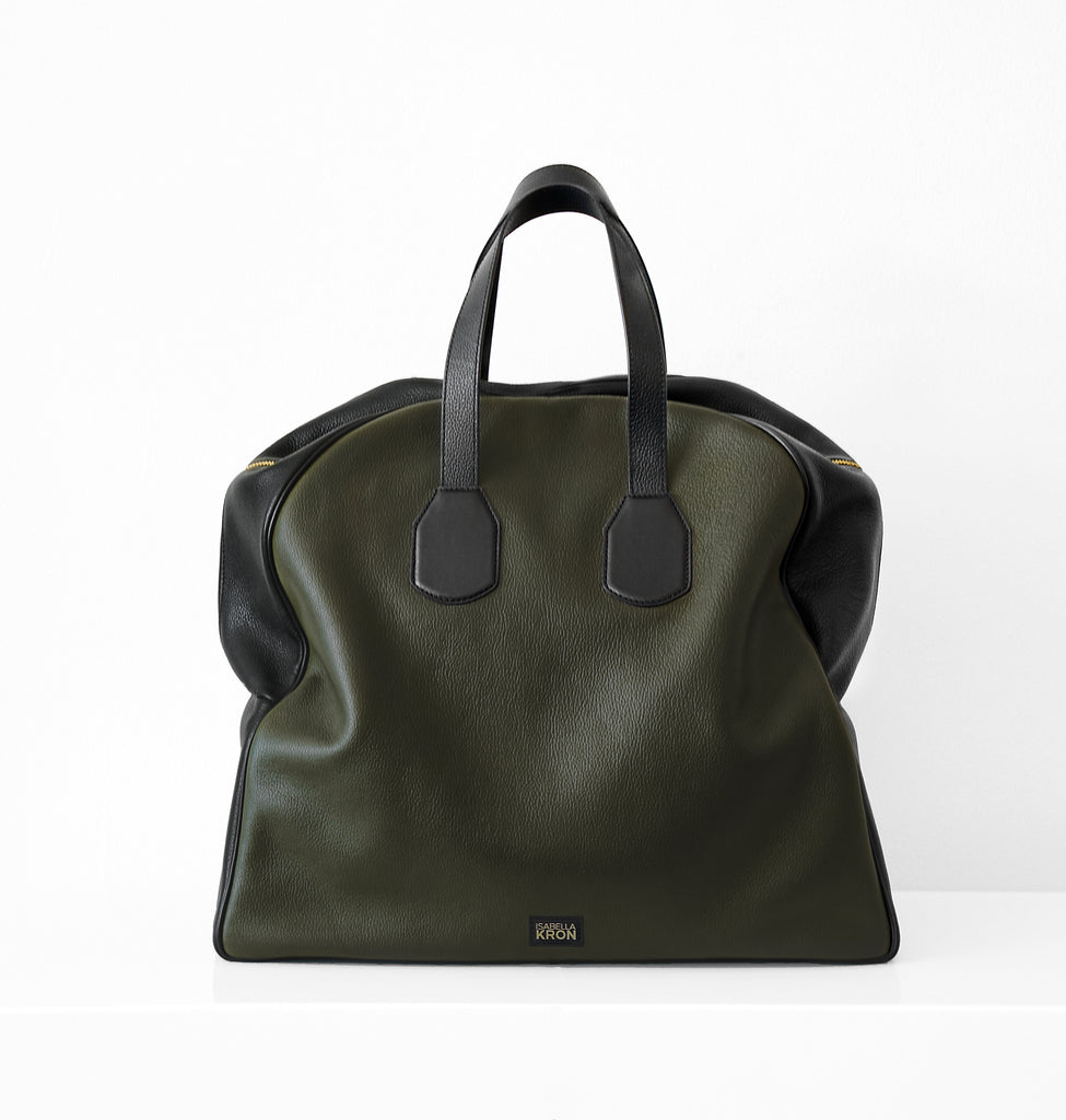 Image of LUDWIG WEEKENDER MILITARY Bag