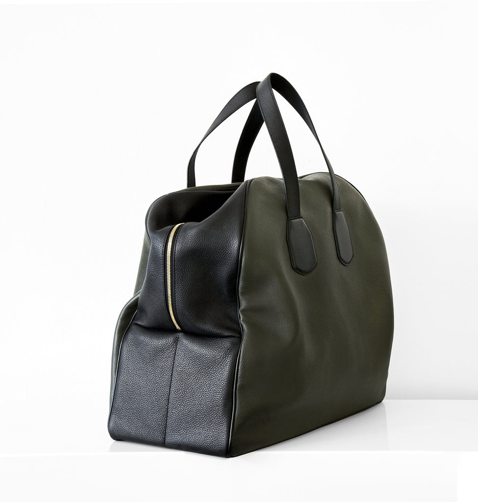 Image of Side LUDWIG WEEKENDER MILITARY Bag