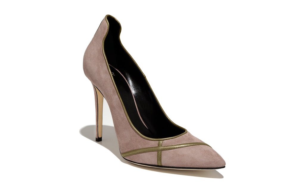 Image of MIRIAM ROSE SUEDE PUMP Shoe