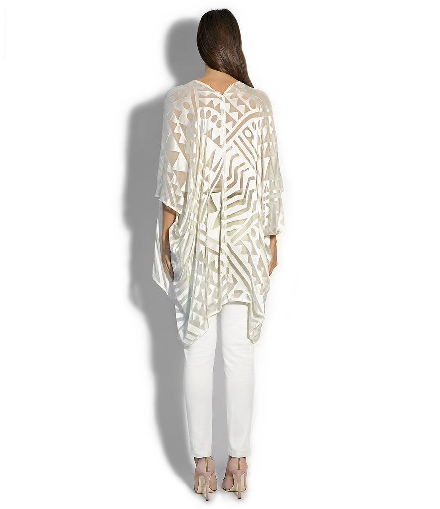 IMAGE OF REAR NOMAD COVER-UP IVORY