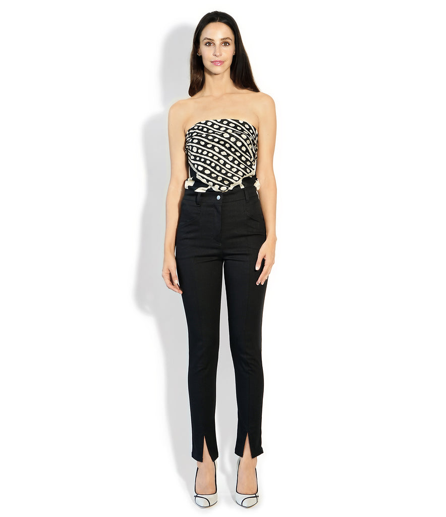 Image of VALENTINA PANT BLACK