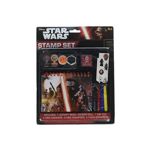 Licensed Star Wars Stamp & Stationery Set