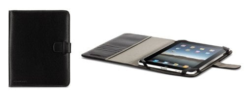 Griffin GB01550 Elan Passport Case for iPad - 1 Pack - Retail Packaging - Black