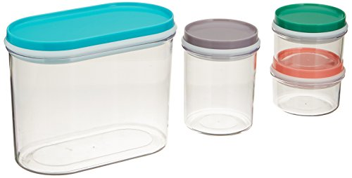 Kole Imports Multi-Purpose Nesting Canister Set,