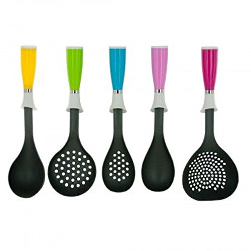 Kitchen Utensil with Colorful Handle
