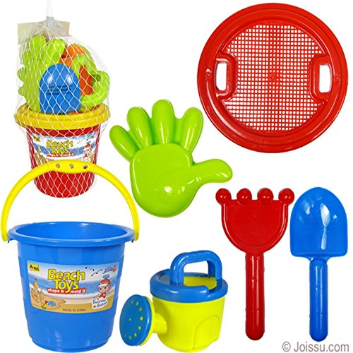SHERRI'S HOME AND GARDEN 6 Piece Beach Play Set
