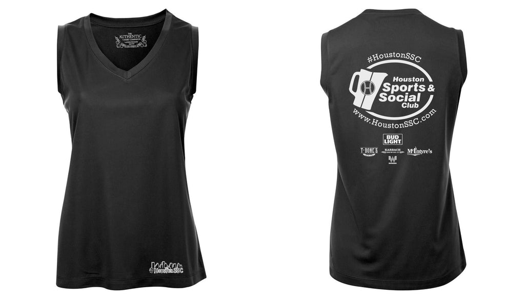 Houston SSC Ladies Performance Tank