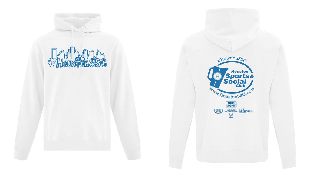 Houston SSC Premium Cotton Hoodie