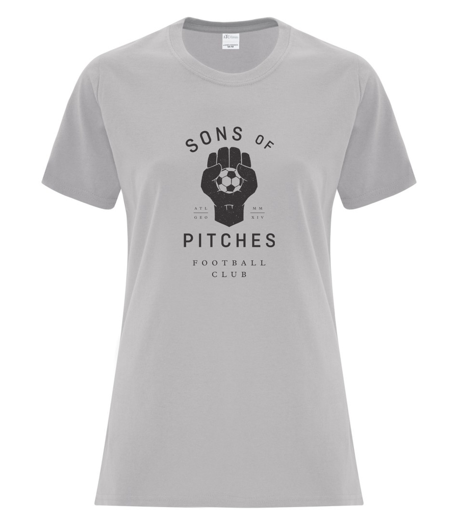 Sons of Pitches FC Ladies Cotton Team Shirt
