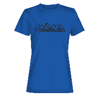 HoustonSSC Ladies Cotton Team Shirt