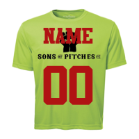 Sons of Pitches FC Mens Performance Tshirt